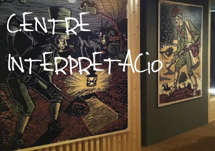 CENTRE INTERPRETACIÓ SERRA LLABERIA PRATDIP