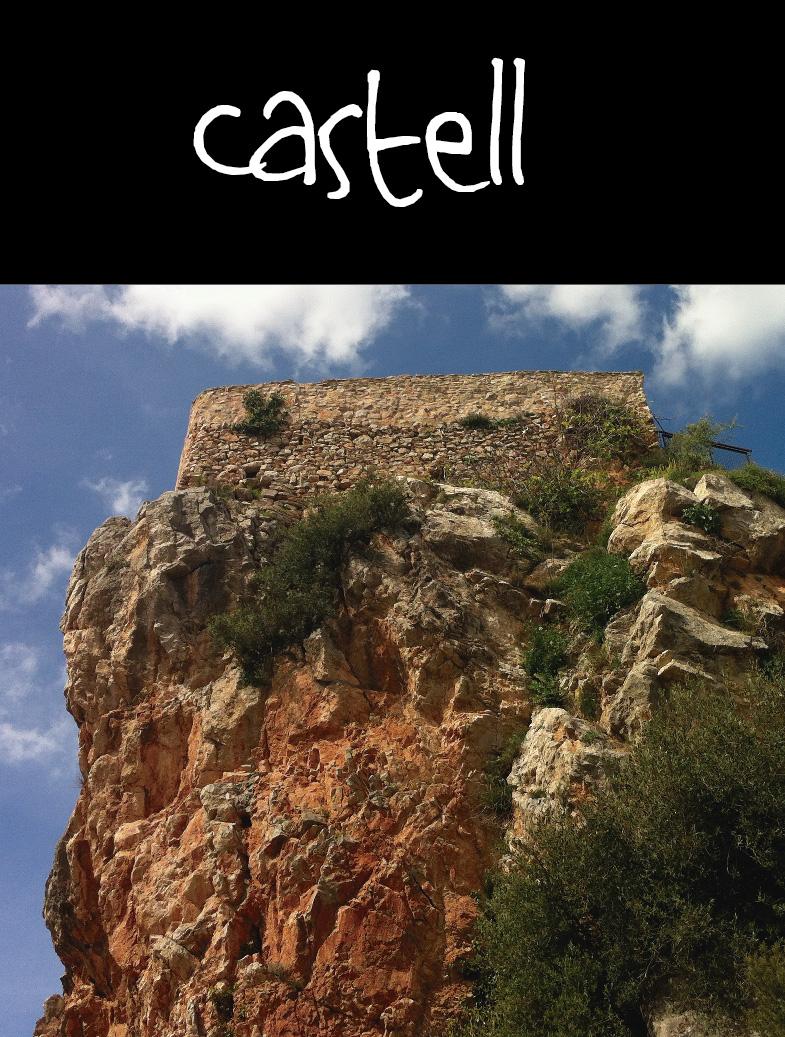 Inauguració del castell de Pratdip
