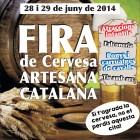 Primera fira de la Cervesa Artesana Catalana de Pratdip