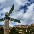 Ciclo de caminatas por las montañas de Pratidp