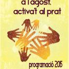 A l'Agost Activa't al Prat 2015