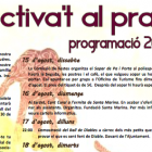 En Agosto Activate en el Prat 2015
