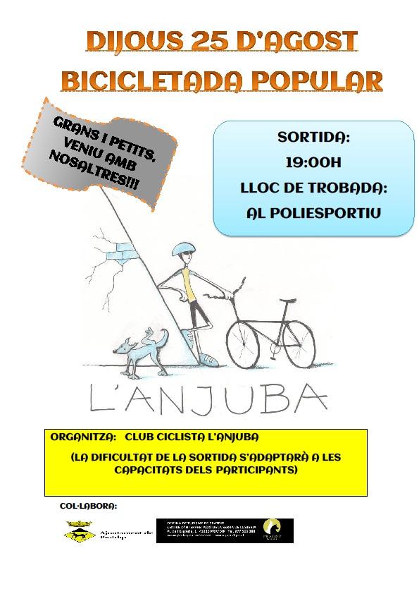 Bicicletada 25-08
