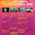 FESTA DE SANTA MARINA 2019
